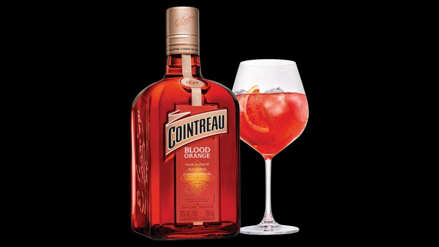 Dare To Be Different With Cointreau Blood Orange