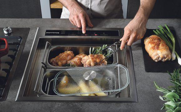 Cutting-edge Cookery