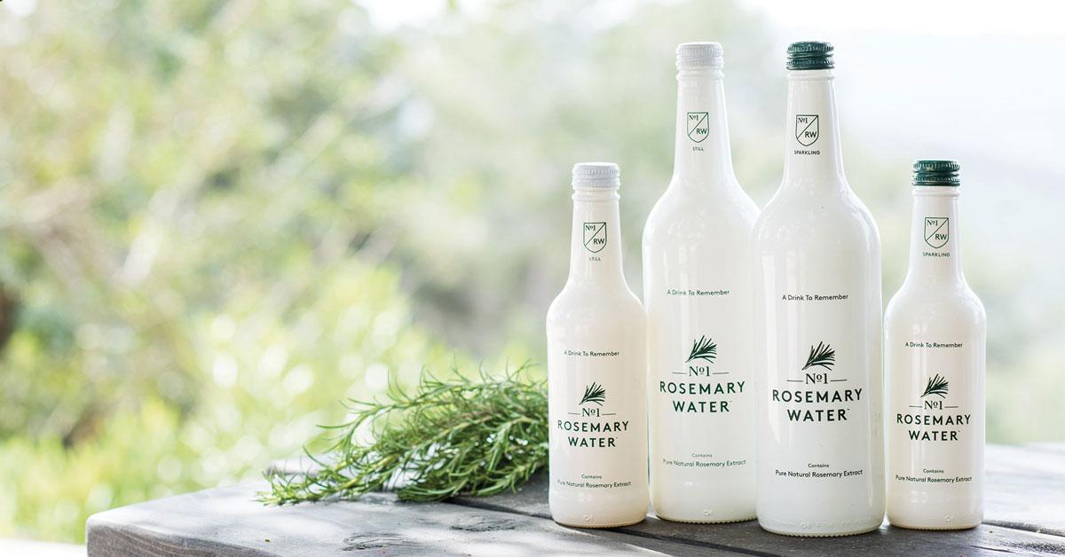 No. 1 Rosemary Water