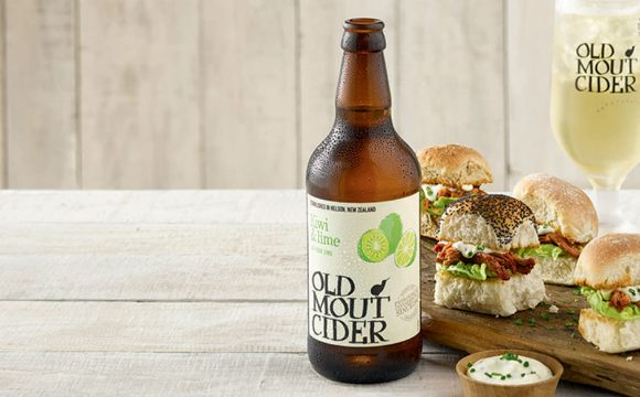 BBQ Time? Bring Out The Kiwi And Lime