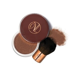 Trystal Minerals with Brush