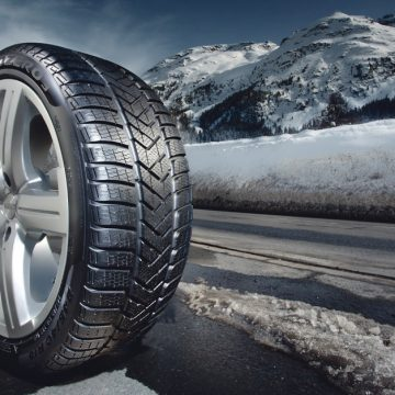 WINTER TYRES: The safest choice when it becomes cold and wet