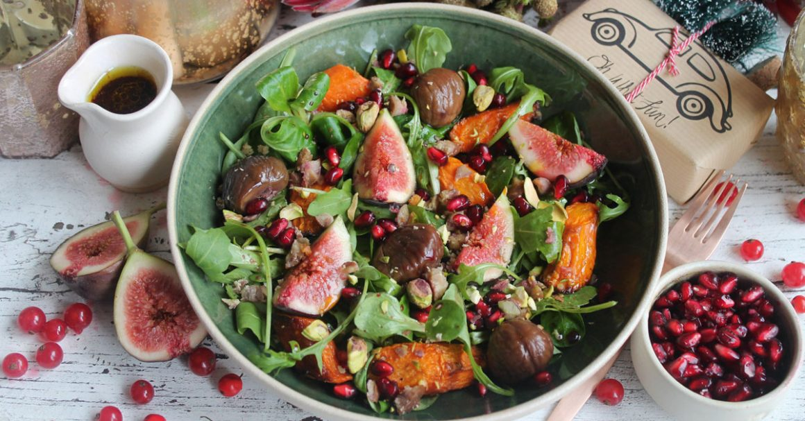 A showstopper salad