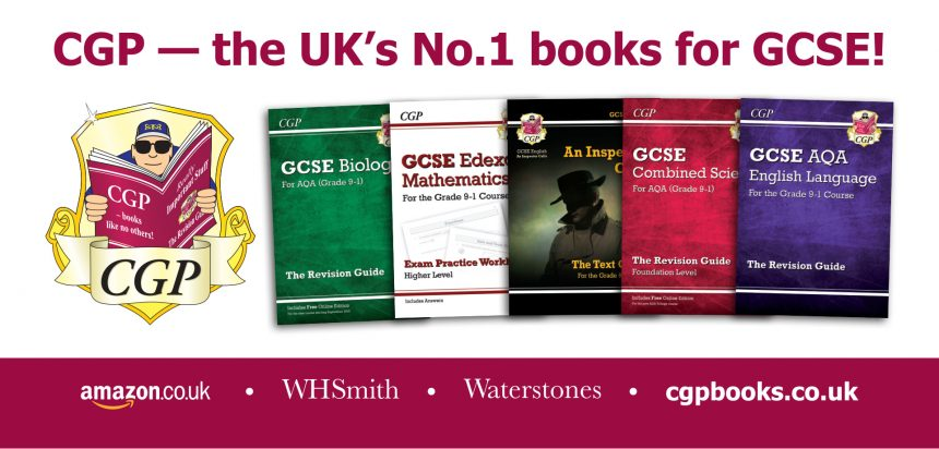 The UK's Number One Books for GCSE's