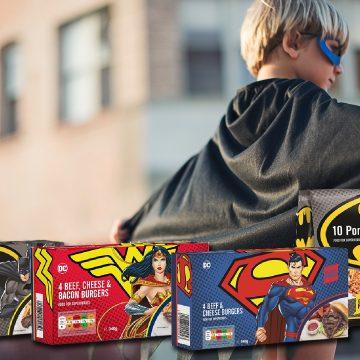 Food for superheroes