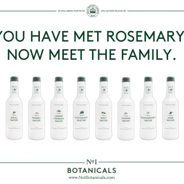 You've met Rosemary now meet the family