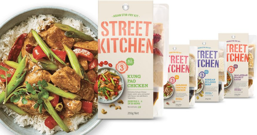 Bring the Street to Your Kitchen