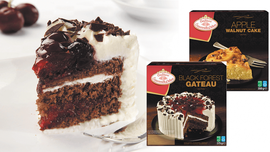 Get Together Over Dessert With Coppenrath & Wiese.