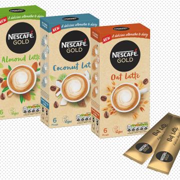 Dairy Alternative Latte Arrival!